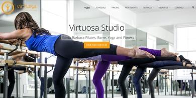 Santa Barbara Web Design - Virtuosa