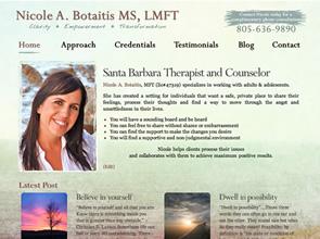 Nicole Botaitis Santa Barbara Therapist