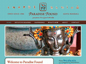 Paradise Found SB
