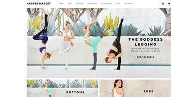 Santa Barbara Web Design - Harper Marley