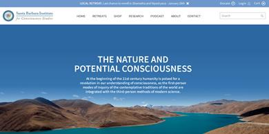 Santa Barbara Web Design - SB Institute Website