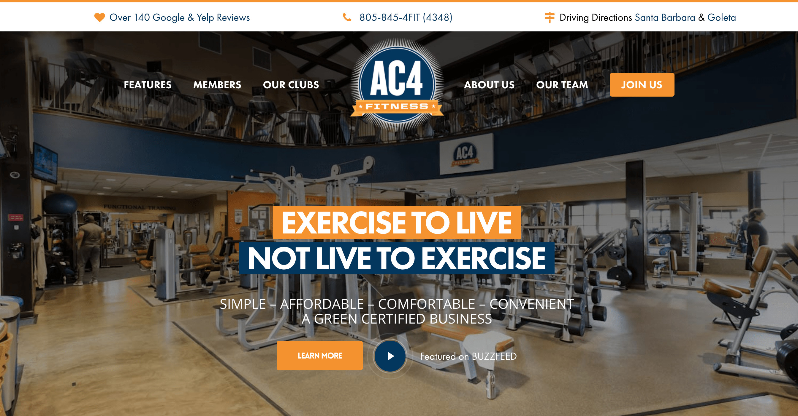 Santa Barbara Web Design and Web Development - AC4