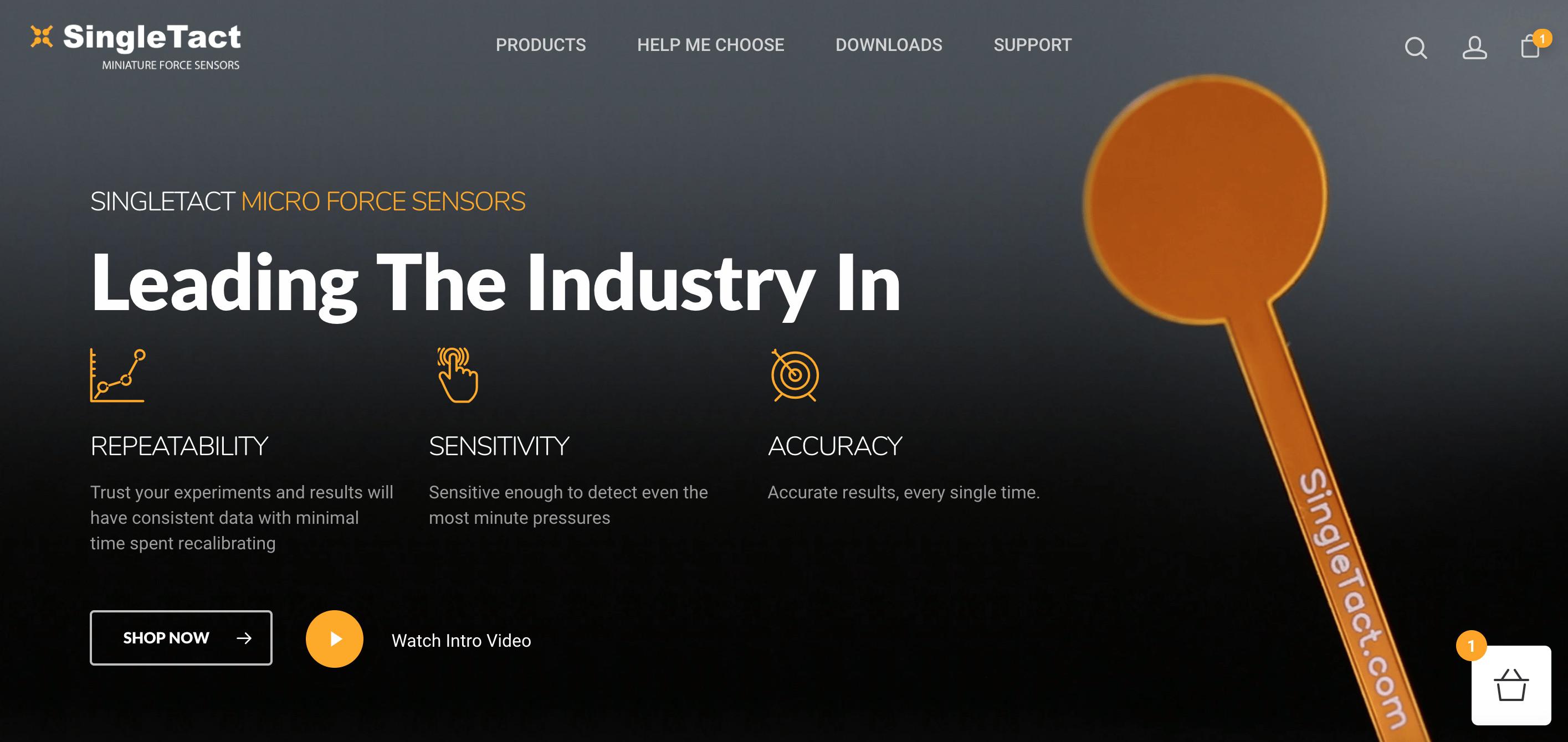 Santa Barbara Web Design - Singletact